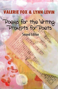 poems for writing prompts for poets fox levin 2nded