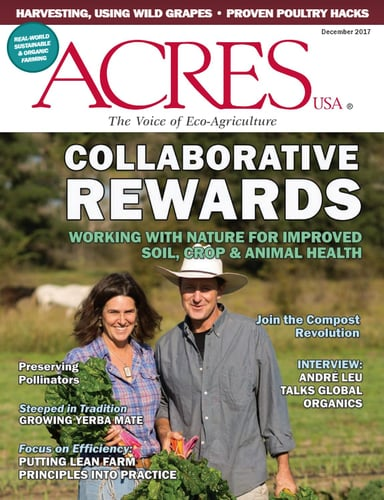 Acres USA cover