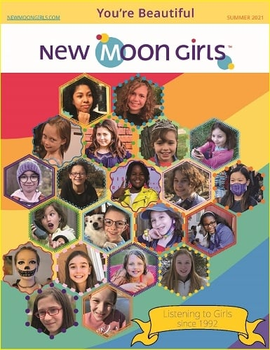 New Moon Girls cover