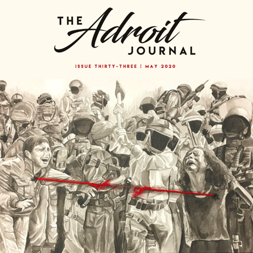 adroit journal may 2020