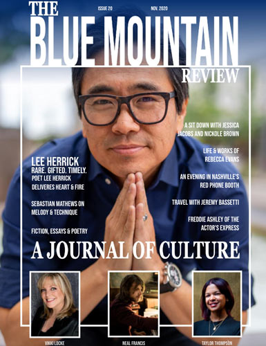blue mountain review issue 20