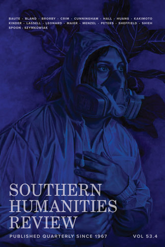 southern humanities review winter 2020