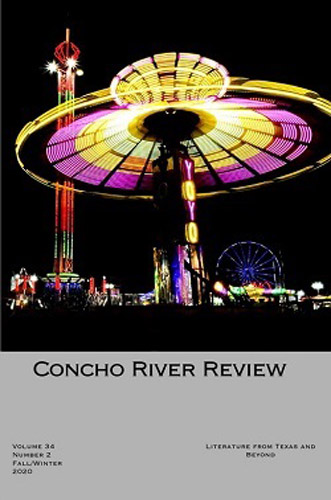 concho river review winter 2020